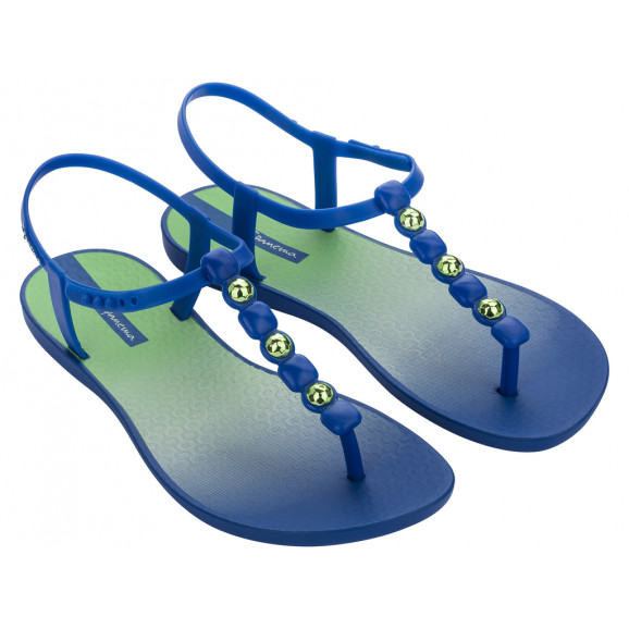 Sandália Ipanema Class Color 26582 (33-40) 02064 - Azul Azul Verde 25649