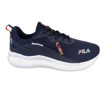 Tênis Fila Shine F01AT012 (38-43) Cx c/ 9 pares - Navy Fiery Coral White 503 38-43