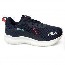 Tênis Fila F02AT013 (34-39) Cx c/ 9 Pares -  Navy Soft Lime Turquoise 4842