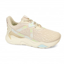 Tênis Fila Extase F02At004139 (34-39) Cx c/ 9 Pares -  Raw White Butterfly Blue Glass