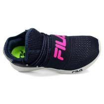 Tênis Fila Trend 2.0 F02ST004024 (34-39) Cx c/ 9 Pares - Navy Silver Pink Glo 4643