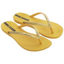 Chinelo Ipanema Glow 26690 (33-40) 02064 - Amarelo Amarelo Glitter 24844