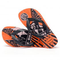 Havaianas Kids Athletic (23-32) - Laranja Begônia